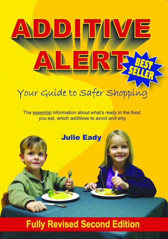 Julie Eady - Additive Alert: Your Guide to Safer Shopping (2)