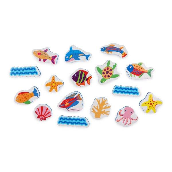 Tolo Splash - Sea Life Bath Stickers