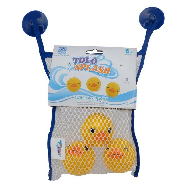 Tolo Splash -Squishy Ducks
