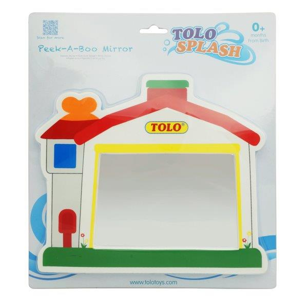 Tolo Splash - Peek-A-Boo Mirror