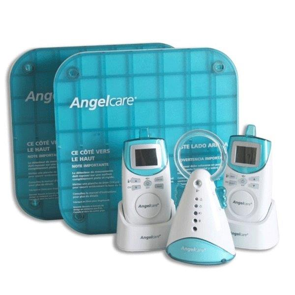 Angelcare ®  AC401BP Baby Sound and Movement Monitor BONUS PACK