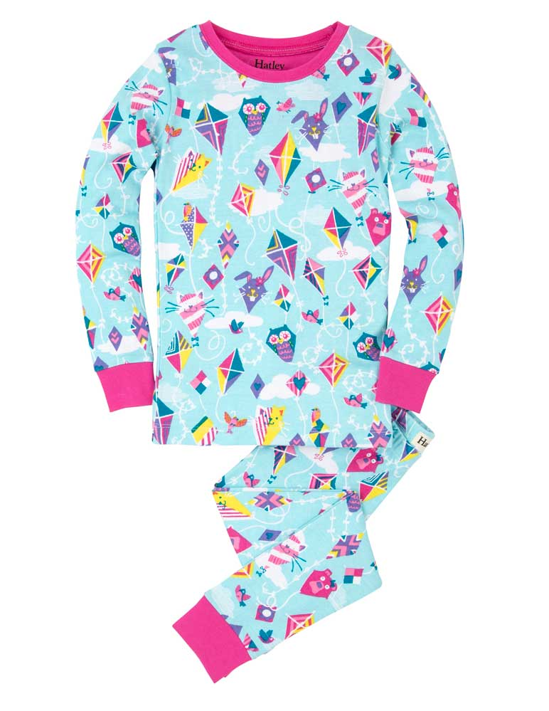 Hatley PJs - Colourful Kite Size 5 (1)