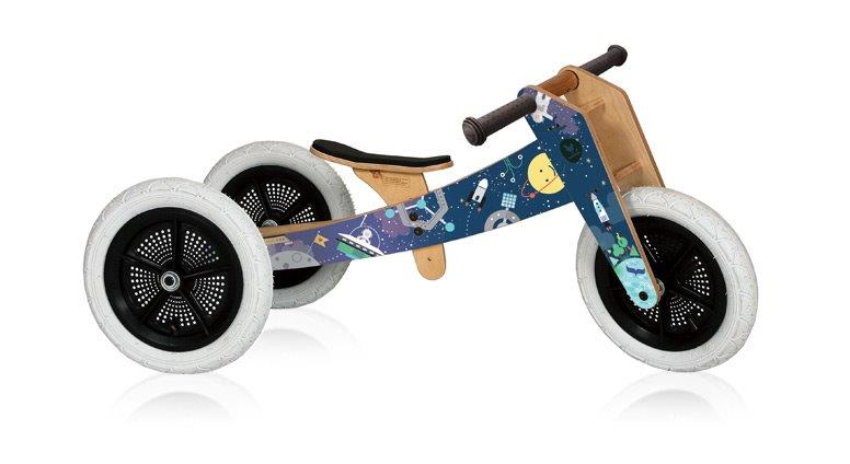 Wishbone 3-in-1 Balance Bike_Space LIMITED EDITION