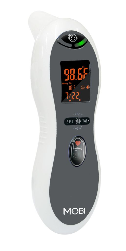 Mobi DualScan 2-in-1 Digital Thermometer
