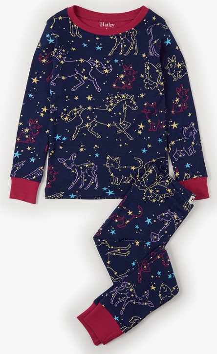 Hatley PJs - Cute Constellations - Size 2 (1)