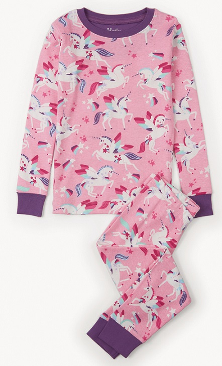 Hatley PJs - Rainbow Unicorns