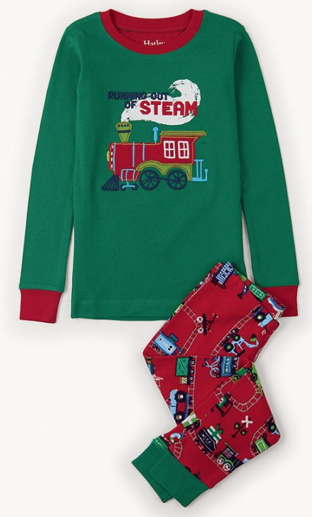Hatley PJs - Magical Christmas Train