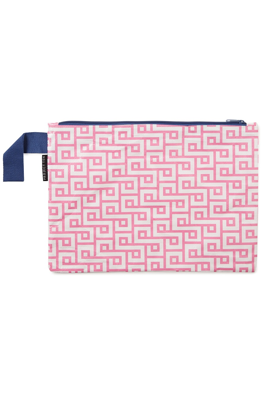 Project Ten - The Envelope - Zip Pouch