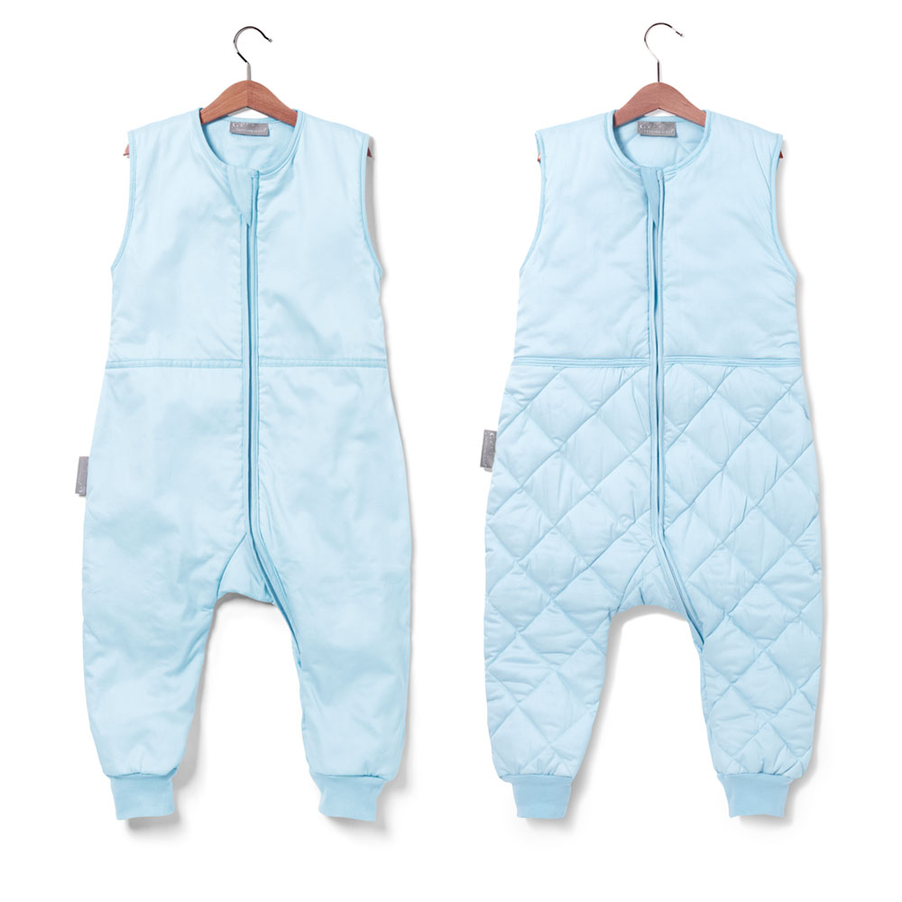 Save Our Sleep Sleep Suit Blue