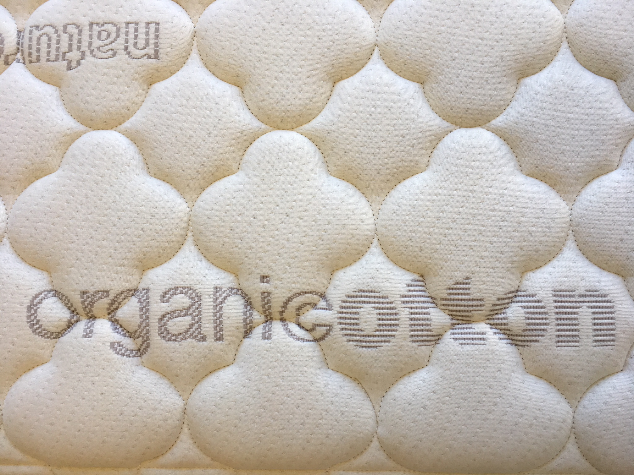 Save Our Sleep Cot Mattress (Organic cover)*
