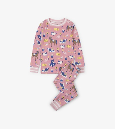 Hatley PJs - Farm Friends