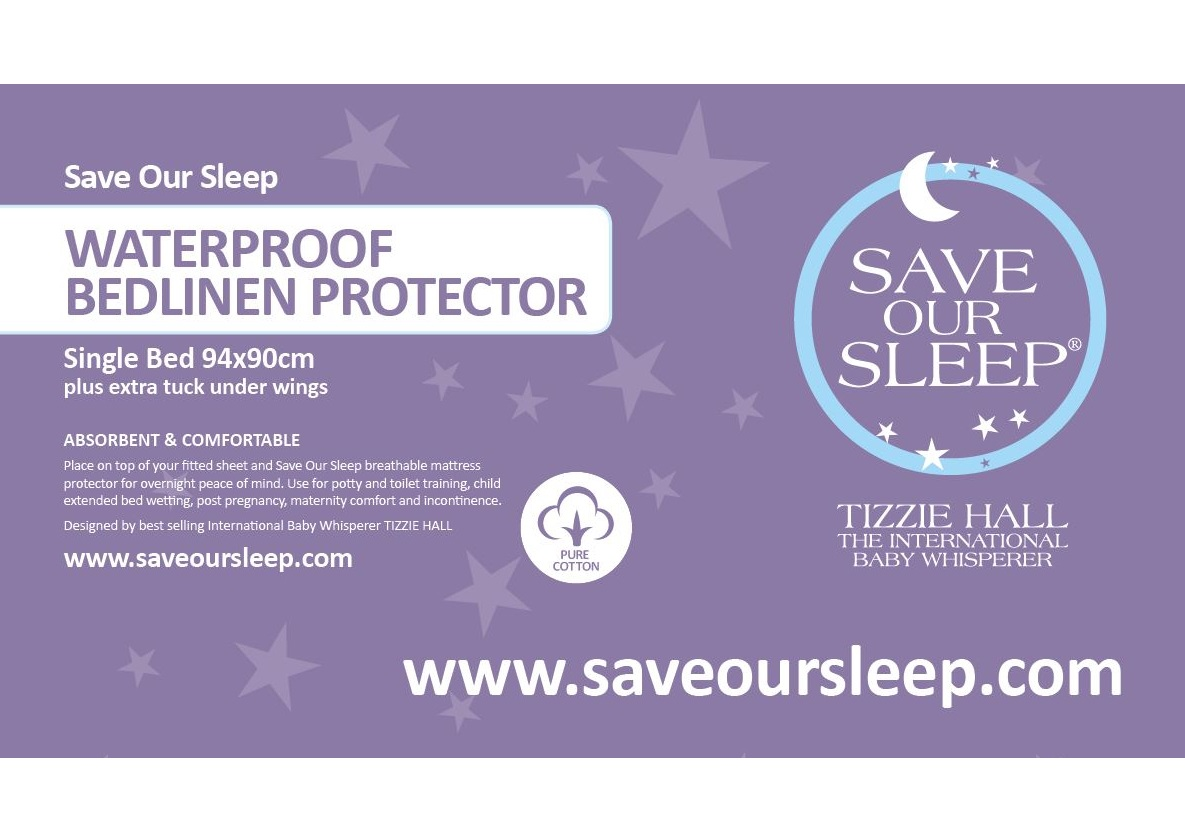 Save Our Sleep Dreamwee Waterproof Bed-linen Protector