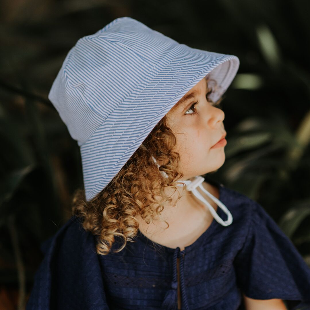 Bedhead - Toddler Bucket Hat - 'Stripe'
