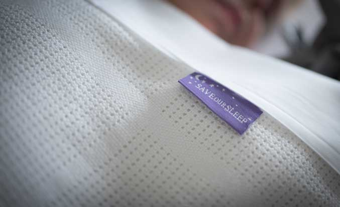 Pre-order Due 12th Oct - Save Our Sleep Cot Cellular Blanket (50% Organic*)- White
