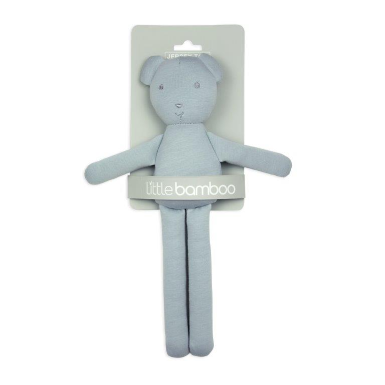 Little Bamboo - Jersey Toy - Bailey the Bear