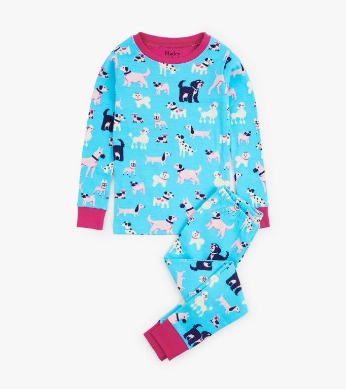 Hatley PJs - Playful Pooches