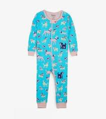 Hatley Babygro Footless - Playful Pooches - Size 12-18 mths