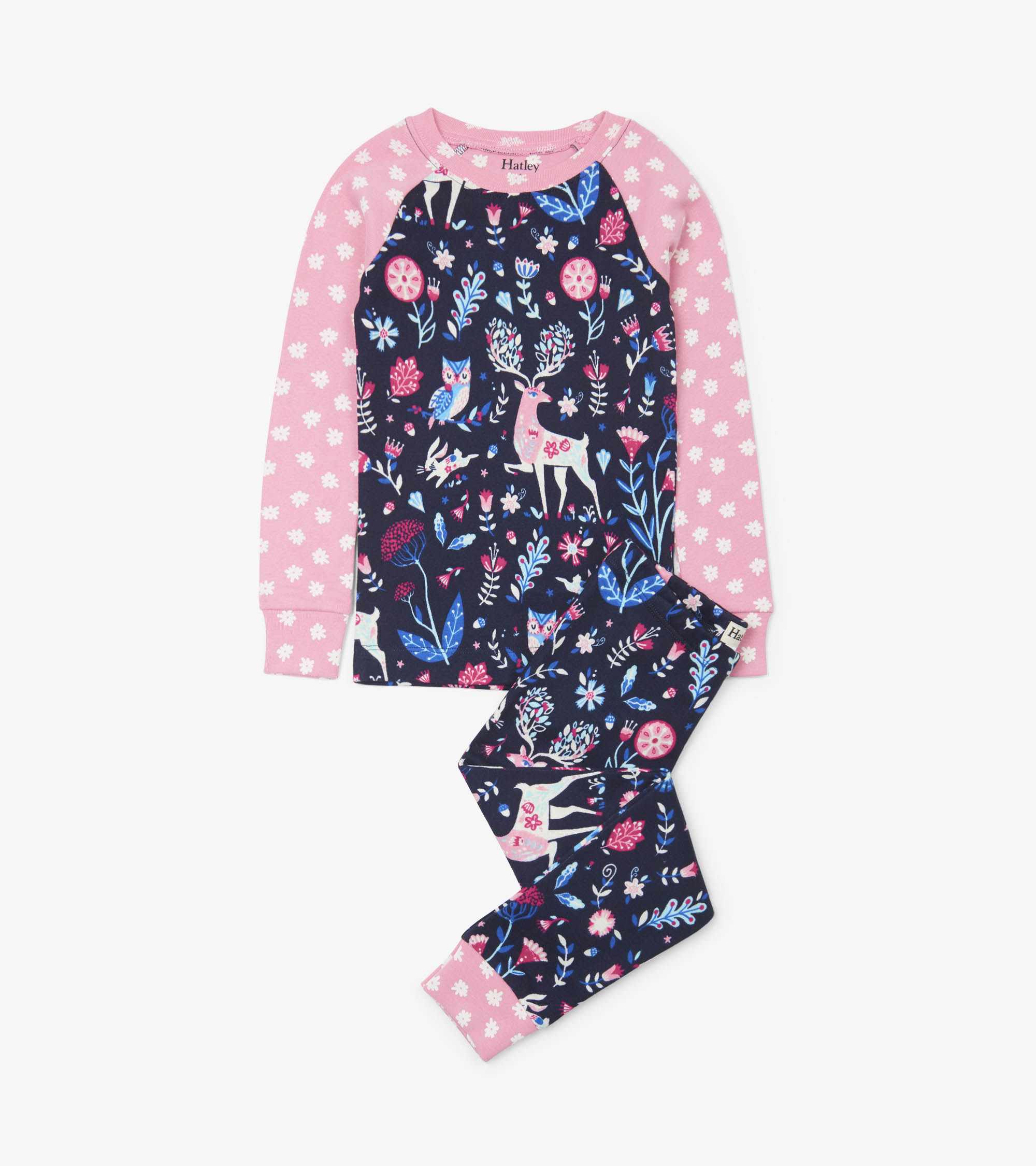 Hatley PJs -  Nordic Forest