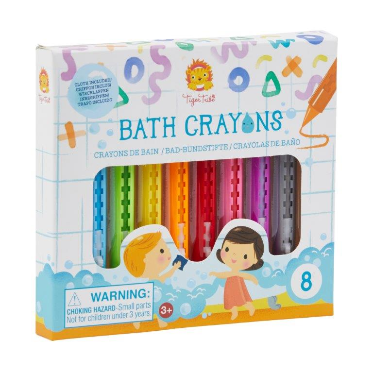 Tiger Tribe - Bath Crayons