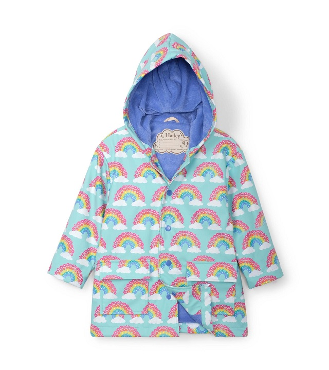 Hatley - Raincoat - Magical Rainbows