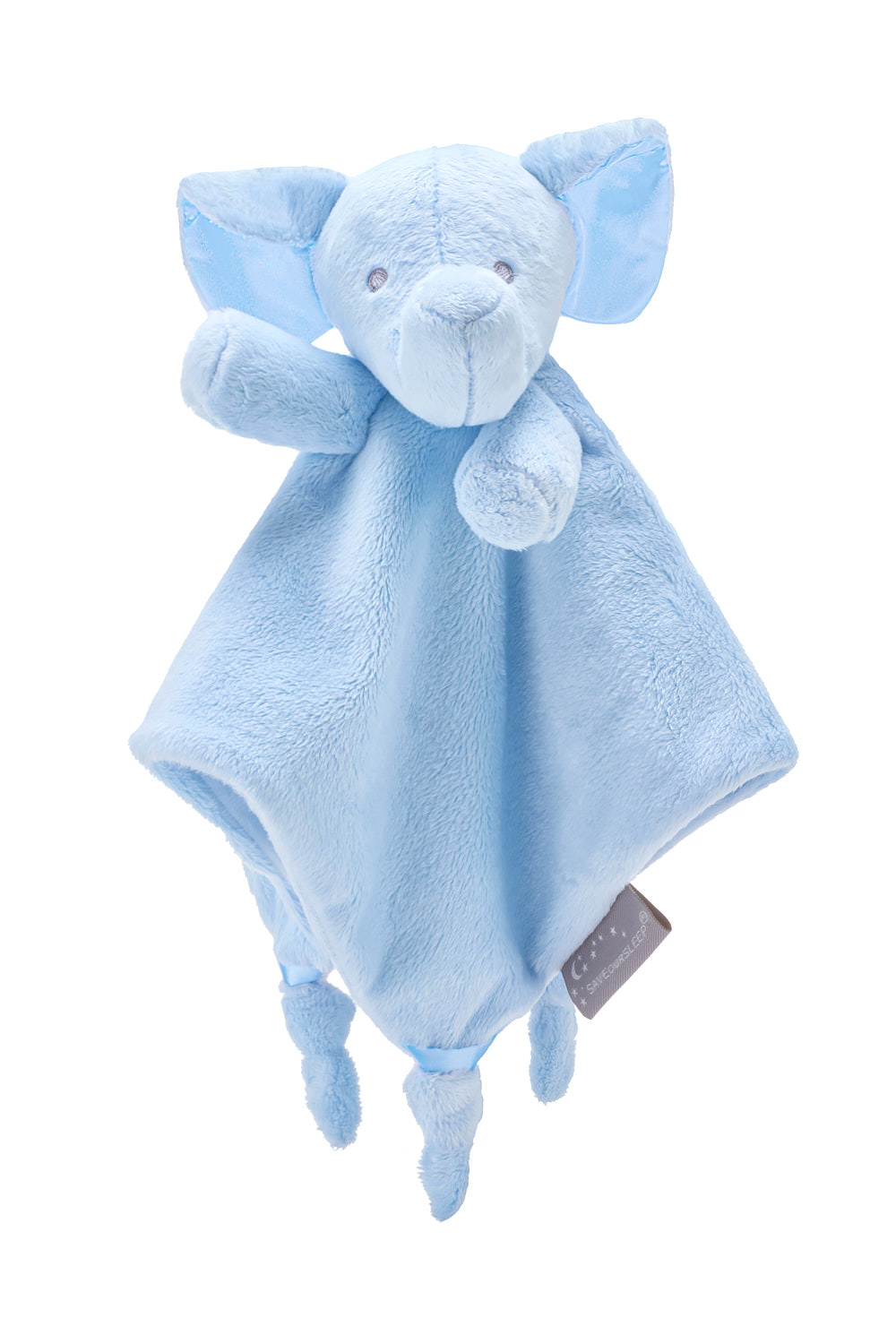 Save Our Sleep Blue Elzzie Elephant Comforter