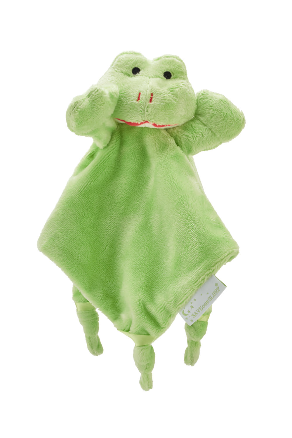 Save Our Sleep Fizzie Frog Comforter