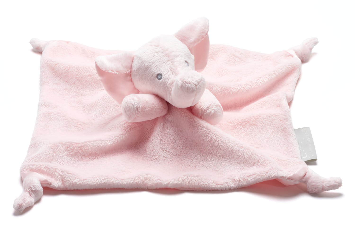 Save Our Sleep Pink Elzzie Elephant Comforter