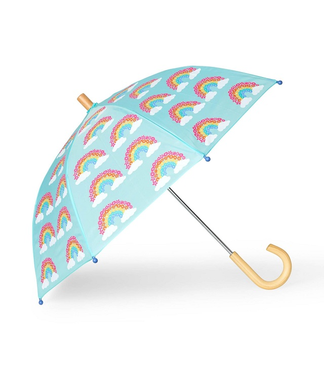 SOLD OUT -Hatley - Umbrella - Magical Rainbows
