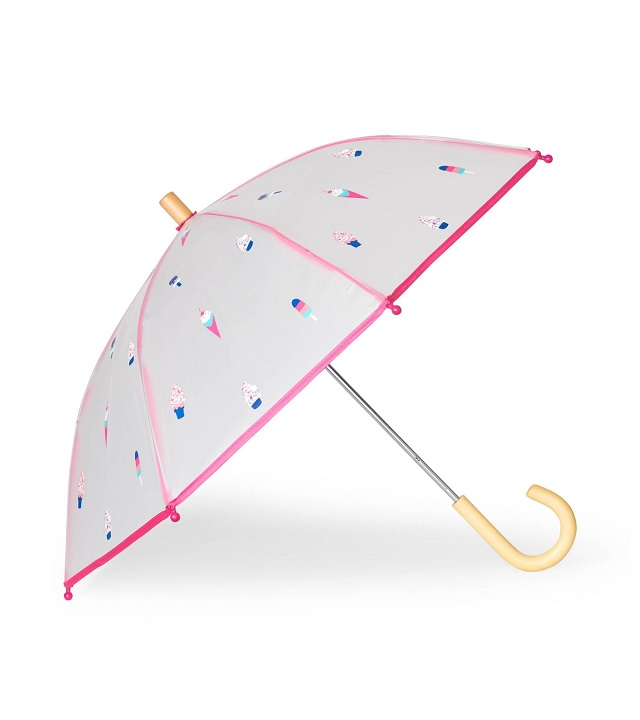Hatley - Clear - Umbrella - Cool Treats