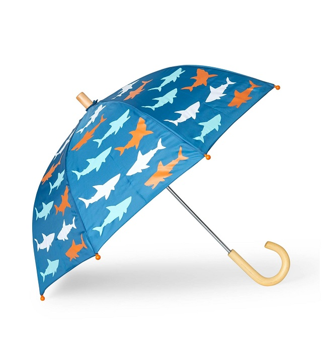 Hatley - Umbrella - Great White Sharks