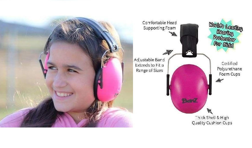 Banz Earmuffs 2yrs +