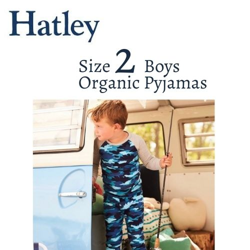 CLICK PICTURE FOR STYLES -  HATLEY - SIZE 2 - Boys