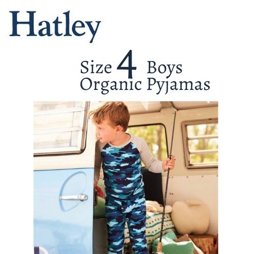 CLICK PICTURE FOR STYLES -  HATLEY - SIZE 4 - Boys