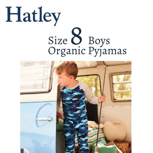 CLICK PICTURE FOR STYLES -  HATLEY - SIZE 8 - Boys