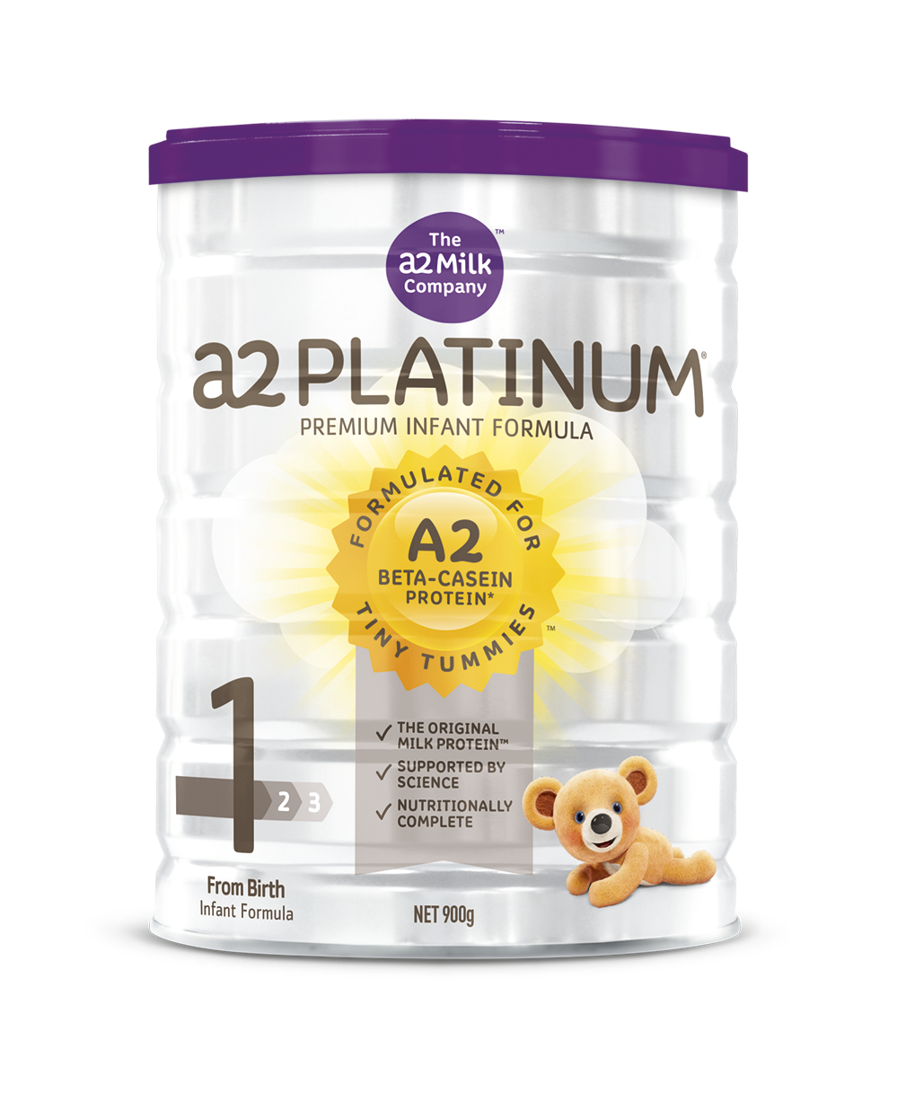 Step One a2 PLATINUM Premium Infant Formula