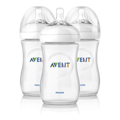 AVENT - Natural - Plastic - Twin pack