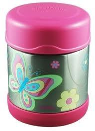 FUNtainer -Food Jar - Butterflies