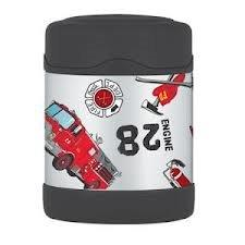 FUNtainer -Food Jar - Fire Truck (1)