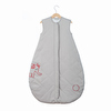 (NOT PERFECT) Save Our Sleep, Safe Baby Sleep Bag 'Elzzie Elephant, Grey' Travel 1.0 TOG 2-3.5 yrs