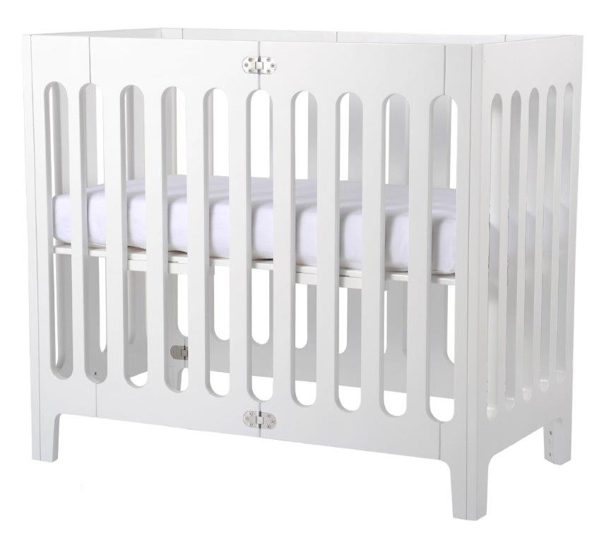 bloom alma mini crib including mattress save our sleep official