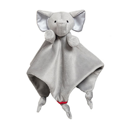 Save Our Sleep Grey Elzzie Elephant Comforter